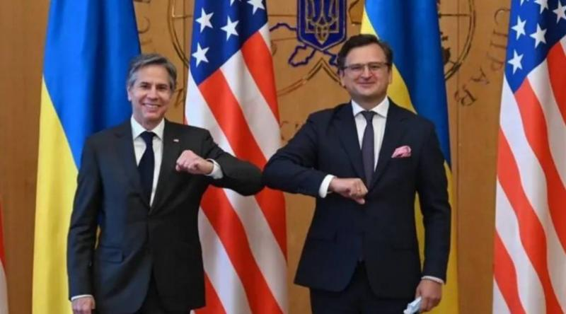 Что получила Украина от визита Блинкена ?