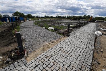 Парк Александра Невского: начало положено