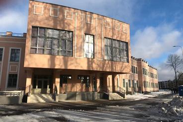 Новая школа для Кингисеппского района