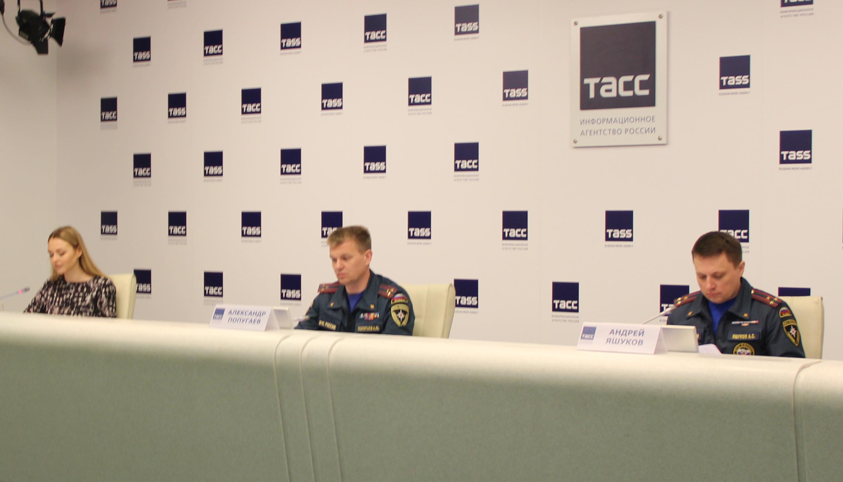 В ТАСС Северо-Запад прошла пресс-конференция, посвященная наступившему пожароопасному сезону в Ленинградской области (ВИДЕО)